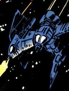 Shoaneb Culu Starship