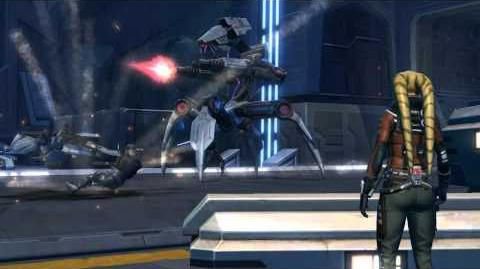 Star Wars The Old Republic - Flashpoint Taral V Trailer