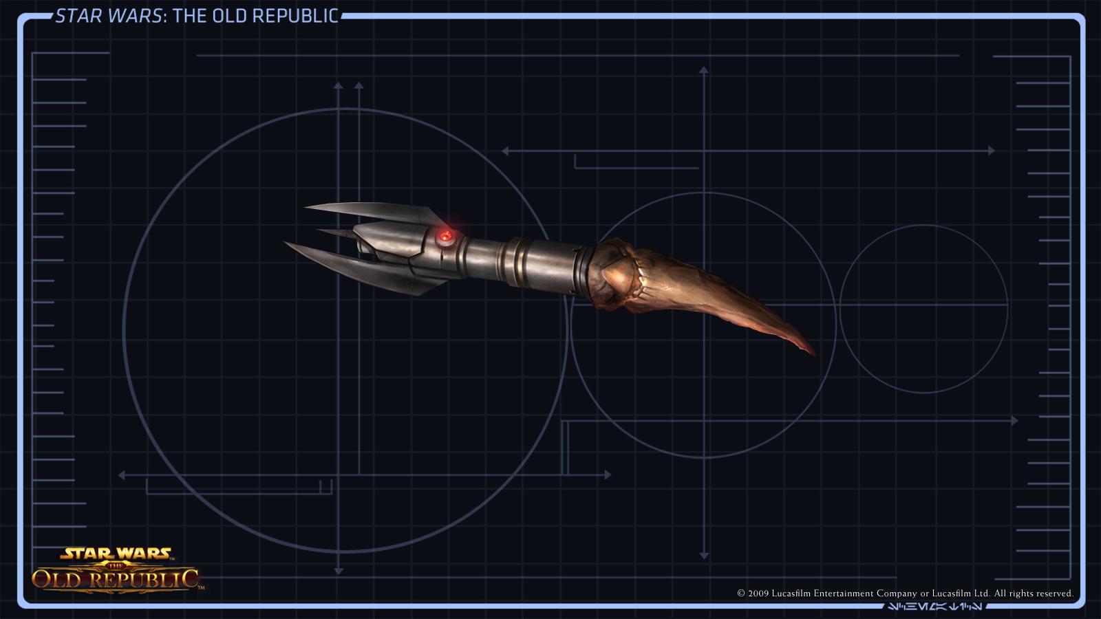 Lightsaber Star Wars The Old Republic Wiki Fandom Powered By Wikia