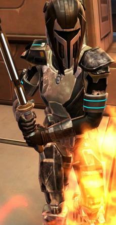 Mandalorian Battler