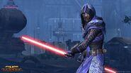 Sith-Assassine auf Dromund Kaas