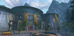 Jedi-Temple auf Tython