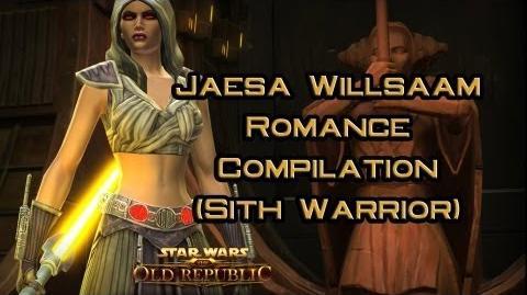 Jaesa Willsaam Romance