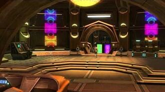 Galactic Living Nar Shaddaa Sky Palace Video