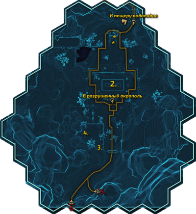 Map.tython.the forge