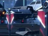 The Emperor's shuttle