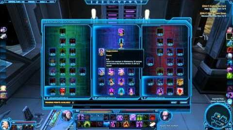 ★SWTOR - Sith Sorcerer Skill Talent Tree - PVE PVP Specs & Builds- Tips & Tricks 10