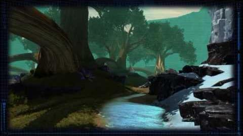 SWTOR Planet Reveal - Belsavis