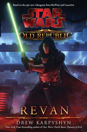 Revan novel cover