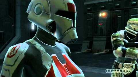 Star Wars The Old Republic - Republic Troopers Trailer