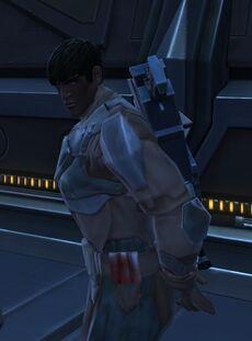 Commander Agan Sort