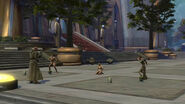 Jedi beim Training auf Tython