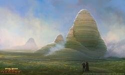 Alderaan Castle Lands