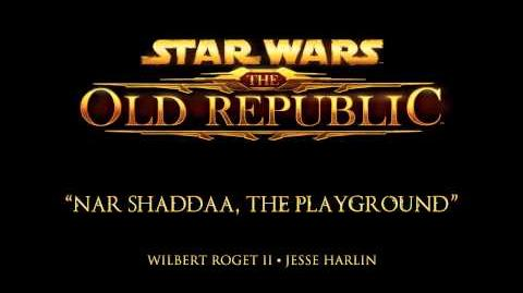 Nar Shaddaa, the Playground - The Music of STAR WARS The Old Republic