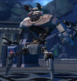 Imperial Mark IV Sentinel Droid