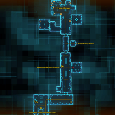Map.coruscant.old galactic market.concourse.web