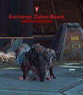 Exchange Cyber-Beast