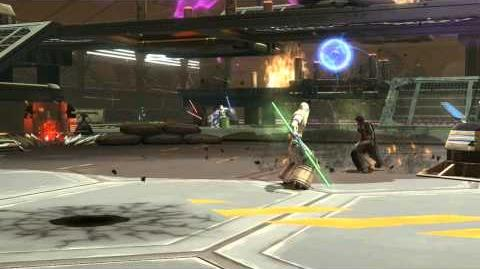 "Star Wars The Old Republic ""Best of PvP"" Trailer"