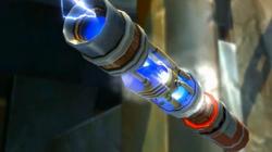 Een lightsaber in constructie