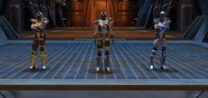 SWTOR Mandalorian armor