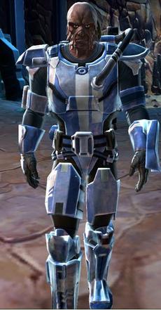Mandalorian Veteran(Dromund Kass)