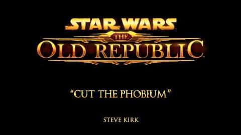Cut The Phobium - The Music of STAR WARS The Old Republic