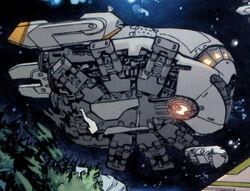 Shaadlar-type troopship KOTOR