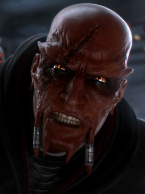 Darth Malgus' Sith Pureblood Master