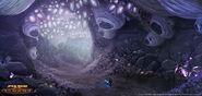Grotten op Alderaan
