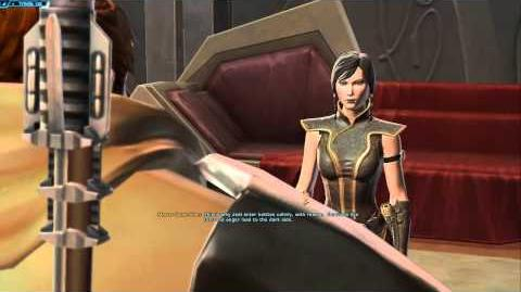 Master Satele Shan - Star Wars The Old Republic TOR