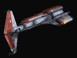 Republic Hammerhead Cruiser 1