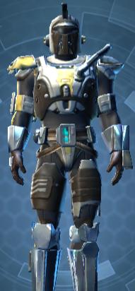Diatium Onslaught armor