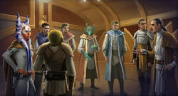 Jedi Council Great Galactic War