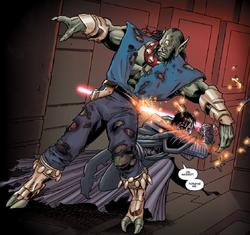 Teneb Kel vermoord Maggot