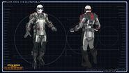 Imperial Agent uitrusting 1