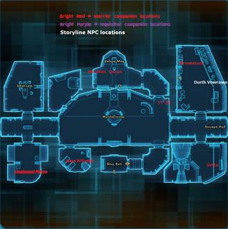 Fury - Ingame AREA Map