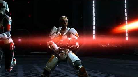 STAR WARS™ The Old Republic™ - Classes - The Trooper