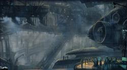 Sith Armada bouw gaat verder