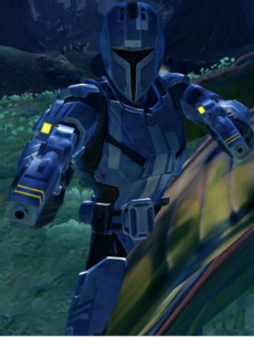Mandalorian Mercenary (Dromund Kass)