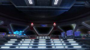 White Nova (command bridge)