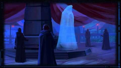 Timeline 11: Resurrection of the Sith Empire