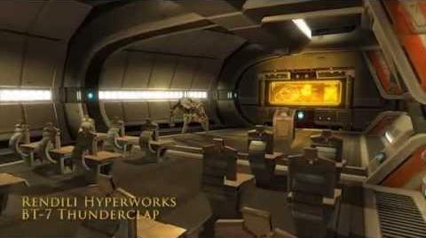 Rendili Hyperworks BT-7 Thunderclap
