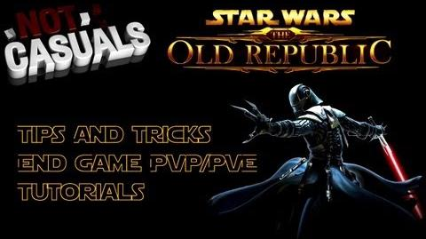 ★SWTOR - Outlaws Den Gameplay - Open World PVP Zone - Mercenary Commendations - Tips & Tricks 21