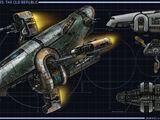 D5-Mantis Patrouillenschiff