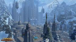Alderaan stad