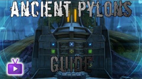 Ancient Pylons