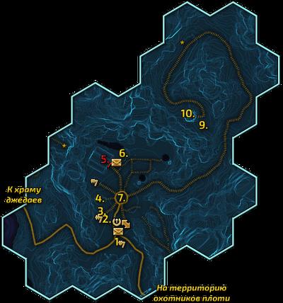 Map.tython.kalikori village