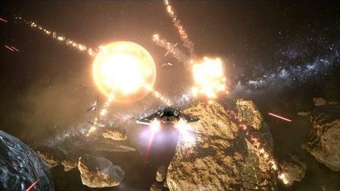 Star Wars™ The Old Republic™-Trailer 'Aufkommender Konflikt'