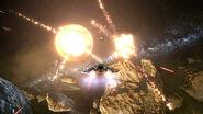 Galactic Starfighter PR Screen 01
