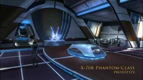 X-70B Фантом